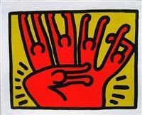 Keith Haring  Untitled, 1987  David Benrimon Fine Art, LLC