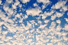 Clouds... by Tambako the Jaguar, via Flickr