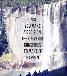 Estoy lista universo. Pasión y talento ✨