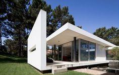 PMC Arquitectos joao morgado modern minimal house home