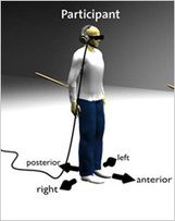 Scientists Induce Out-of-Body Sensation -  Scientists used virtual reality goggles, a camera and a stick to induce the sensation, a journal reports.
