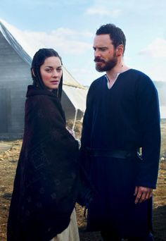 """Check out Michael Fassbender and Marion Cotillard in the latest """"Macbeth"""" trailer:"""