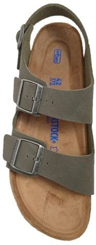 376bad41c3bc Milano sandals for men by Birkenstock