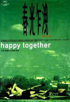 HAPPY TOGETHER ブエノスアイレス 監督/Wong Ka wai 撮影/Christopher Doyle 1997/香港