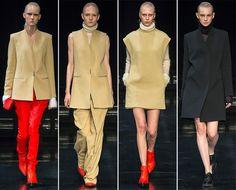 Helmut Lang Fall/Winter 2014-2015 Collection – New York Fashion Week  #NYFW #MBFW #NewYorkFashionWeek #fashion