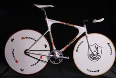 Rossin 1988 Pursuit frame for olympics