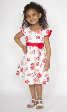 Smart Casual Wear For Girls. Beautiful smart casual dresses for girls from ages 2 to 12 years. Comfortable to wear and great looking dresses. Smart Casual Wear For Girls, Girls Casual Dresses, Summer Dresses, Cotton Dresses, Pretty, How To Wear, Beautiful, Fashion, Moda