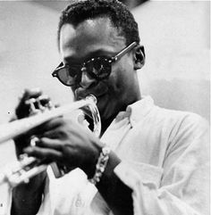 Miles via Hollywood and the Ivy Look.