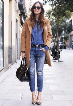 Подборка дня: теперь вам захочется купить пальто 'camel'
