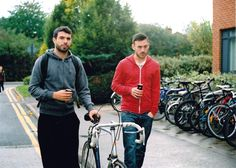 Tom Cullen & Chris New, Weekend d'Andrew Haigh