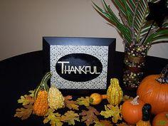 Thankful...