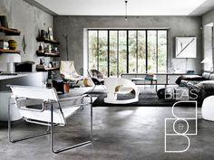 Concrete Floor colour and texture