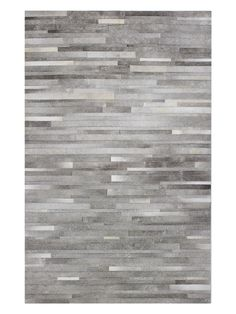 Striations Hand-Stitched Rug by Bashian Rugs at Gilt