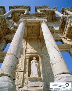Ephesus, Turkey. The more pictures I see of this country the more I am dying to go!