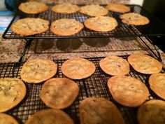 The best chocolate chip cookies ever! Try them...I dare you. http://popcornvalentinaandlimes.wordpress.com/2014/09/22/the-best-chocolate-chip-cookies/