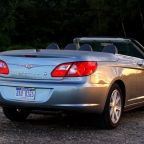 Road Test Gallery: 2009 Chrysler Sebring Convertible