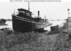 The fishing vessel Raymond Humphreys from Ocran, Virginia