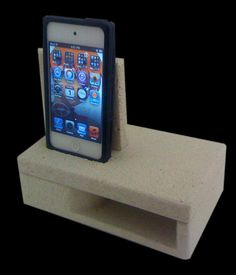 iPhone Acoustic Amplifier