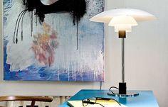 louis poulsen ルイスポールセン ルイス・ポールセン PH 4/3 Table テーブルランプ Poul Henningsen ポール・ヘニングセン 1967年 巨匠 名作 傑作 モダン 建築 グレアフリー ベース ライト Lighting デザイナーズ 照明 ベース リビング ライト ランプ コーナー