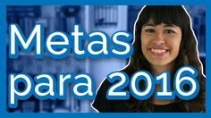 METAS PARA 2016 | All About That Book |