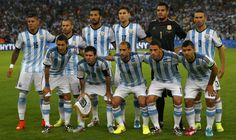 Argentina vs. Bosnia (Mundial Brasil 2014
