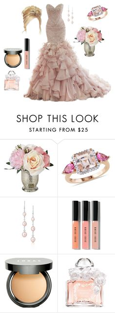 """Wedding Day #5"" by sunshine24-7-1 ❤ liked on Polyvore featuring Maggie Sottero, Ice, Elsa Peretti, Bobbi Brown Cosmetics, LORAC, Guerlain, women's clothing, women, female and woman"