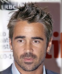Colin Farrell is yummy! Just wish he wasn't such a player! That drops him down in hotness scale!