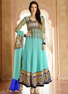 Indian Party Wears Salwar Kameez Collection 2016-2017