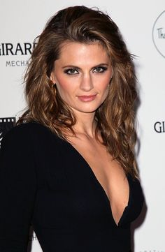 Stana Katic - Castle!