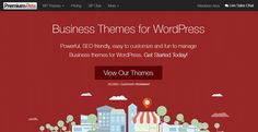 Business Themes for WordPress Powerful, SEO friendly, easy to customize and fun…