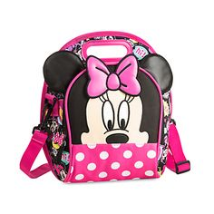 Minnie Mouse Lunch Tote | Disney Store