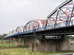 Lieutenant John S. Thompson Bridge over Maas River, Grave, Netherlands