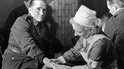 Finnish Lotta Svard Nurse during the Winter War, 1939-1940