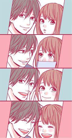 Naho & Kakeru    Funny Facesora