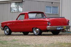 1965 Ford Falcon XP Ute (Australia)
