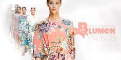 Wir sind ganz vernarrt in die aktuellen Blumen-Prints! Sind sie nicht zauberhaft? #fashion #trends
