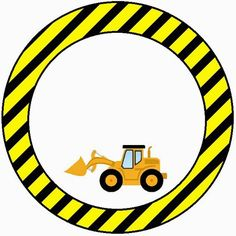 BulutsMom: Dozer Temalı Doğum Günü Süsleri Construction Cupcakes, Construction Birthday Parties, Construction Party, Birthday Cards For Boys, 3rd Birthday Parties, Baby Birthday, Hard Hat Stickers, Tractor Birthday, Birthday Decorations