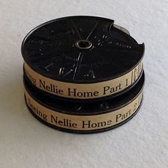 """Pathex Films C-89 """"Seeing Nellie Home""""  a Hal Roach 2 Reel Comedy,  9.5mm Silent Movie Starring Charlie Chase by CoolOldStuffIFound on Etsy https://www.etsy.com/listing/269554800/pathex-films-c-89-seeing-nellie-home-a"""