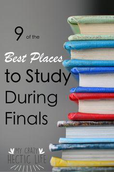 During finals finding a place to study can sometimes be a hassle.