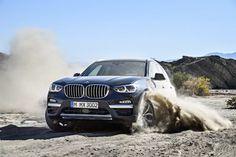 Conozcan el nuevo BMW X3 con mejoras tecnológicas y una versión M40i