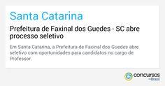 Prefeitura de Faxinal dos Guedes - http://anoticiadodia.com/prefeitura-de-faxinal-dos-guedes/