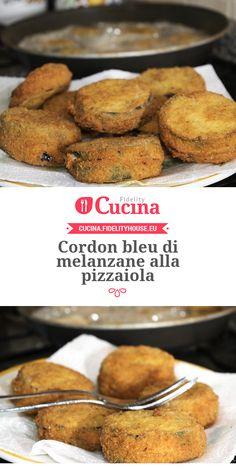 Cordon bleu di #melanzane alla pizzaiola