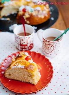 Corazón de Caramelo French Toast, Muffin, Baking, Breakfast, Drink, Food, King Cakes, Homemade Breads, Bagels