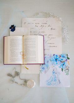 Perfect literature wedding
