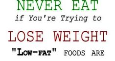 Lots of experts say it's stupid to forbid yourself from eating certain foods — that denying yourself something you really want to eat can ultimately lead to binge eating and eventual weight gain. So dessert isn't on this list — it's OK to indulge sometimes! But some foods really do deserve the ax — especially if you are trying to lose weight. In which case, avoid these foods (when you can!) to fend off cravings and hunger, and support your efforts to slim down.