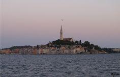 rovinj, croatia - ohjade blog Rovinj Croatia, Paris Skyline, Blog, Travel, Viajes, Blogging, Destinations, Traveling, Trips