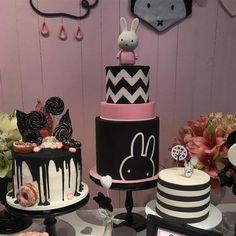 miffy cakes