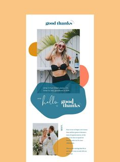 Newsletter Template, Newsletter Layout, Email Template Design, Email Newsletter Design, Email Newsletters, Email Templates, Website Template, Edm Template, Best Email Marketing Software