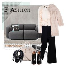 """""""October 11"""" by anny951 ❤ liked on Polyvore featuring Restoration Hardware, Normann Copenhagen, Charlotte Tilbury, Givenchy, Wet Seal, Orla Kiely and Roksanda"""