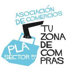 Logo Asociación Comercios Pla Sector 5 - Elche - Alicante